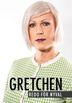 Gretchen for President http://finest.se/gretchenofsweden #dragqueen #dragrace #fashionista #fashionblogger #sweden