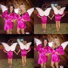 DIY halloween costumes angel costume vs angels