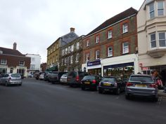 Petworth Square, always a hive of activity as local s go about their business and visitors shop at the Antiques bazaars and relax in the eateries!