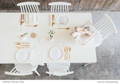 Thanksgiving Inspiration | Let's Celebrate Simplicity | Photograph by Christine Meintjes