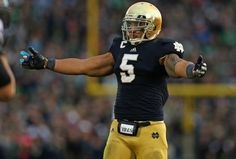 What team will be lucky enough to pick up Manti Te'o in the #NFLDraft?