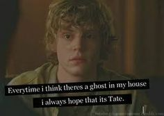 american horror story tate wallpaper - Google Search