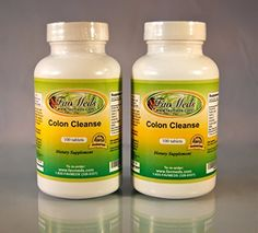 Colon Cleanse bowel movement Made in USA  200 2x100 tablets ** BEST VALUE BUY on Amazon-affiliate link