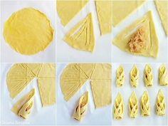 Фото к рецепту: Печенье Яблочные Башмачки