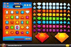 game ui free gem - Google Search
