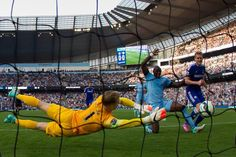 Schurrle scores against Man City