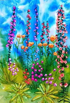 1000+ ideas about Alcohol Ink Art on Pinterest | Alcohol Inks, Art ...