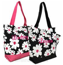 Super Cute Personalized Floral Bags
