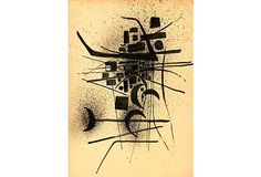 Midcentury Abstract, C. 1950 on OneKingsLane.com