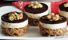 Oreo Cupcakes, Cheesecakes, Biscotti, Christmas Cookies, Deserts, Dessert Recipes, Food And Drink, Appetizers, Pie