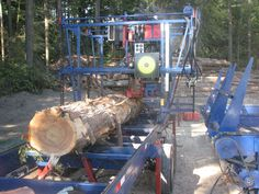 Portable Saw Mills Portable Saw Mill, Twin, Technology, Steel, Wood, Crafts, Tech, Manualidades, Woodwind Instrument