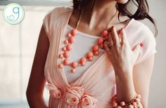GroopDealz | The Lucy Jane Bubble Necklace