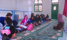 Forum Pemuda Desa Kunyi Mengadakan Pendidikan dan Pelatihan Memandikan Jenazah
