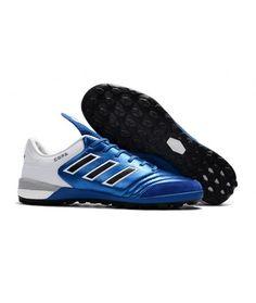 Adidas Copa Tango 17.1 TF Fotbollsskor Blå Vit Svart