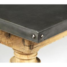 zinc table top #guidofrilli