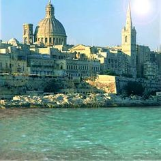 Malta, where my great grandparents are from. I would kill to visit.