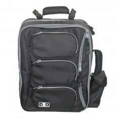 Mens Convertible Bag - Black