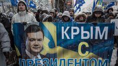 Crimea amenaza con separarse de Ucrania en caso de un cambio de la autoridad legítima – #Europa #Ucrania #Kiev #Crimea #Konstantínov #VladimirKonstantinov