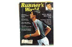 Runner's World September 1979 Sebastian Coe - Vintage Magazine Vol. 14 No. 9