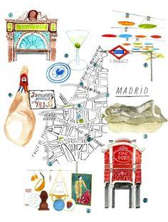 Precios de comidas, tomar un café o el billete de metro que te servirán para saber si es caro o barato visitar Madrid