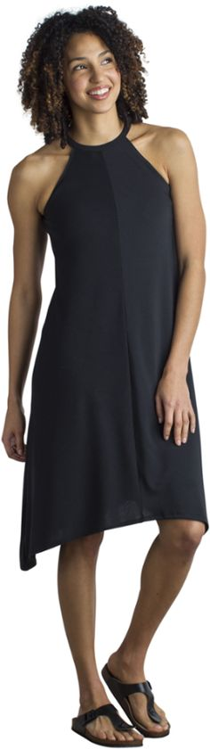 9b8144350b ExOfficio Women's Wanderlux Halter Dress Dress Outfits, Fashion Outfits,  Womens Fashion, Dress Fashion