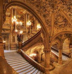 Paris Opera House #JCREW #MYSHOESTORY