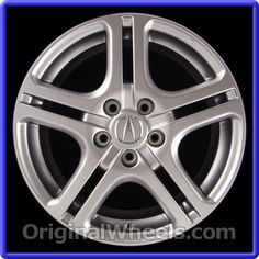 Best Acura Factory Wheels OEM Rims Images On Pinterest In - Acura tl oem wheels