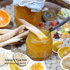 [Jasmine's Food Style] 귤 마멀레이드 만드는 법 버릴 것 하나 없는 황금과일 귤잼 만들기 안녕하세요?... Moscow Mule Mugs, Food And Drink, Fruit, Tableware, Blog, Food And Drinks, Food Food, Dinnerware, Tablewares