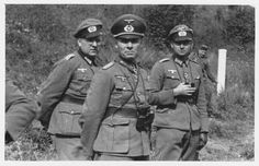 Erwin Rommel during the battle of France 1940