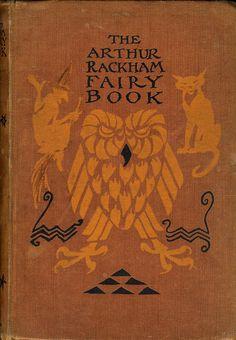 'The Arthur Rackham Fairy Book'