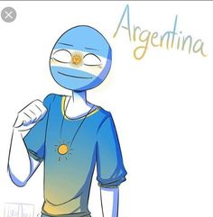 Read Countryhumans 1 from the story Countryhumans LA by with reads. Argentina Country, Mundo Comic, Human Art, Country Art, Anime Chibi, Hetalia, Memes, Fandoms, Comics