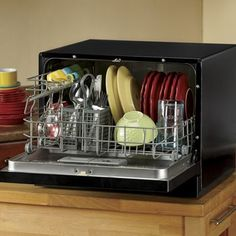 Montgomery Ward® Portable Countertop Dishwasher