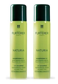 Rene Furterer Naturia Dry Shampoo 3.2oz (Pack of 2)