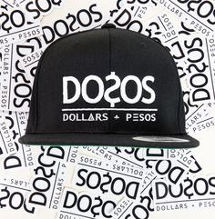 #DOSOS #Stickers & #Snapback  Visit Our Online Store: www.DOSOS.CLOTHING