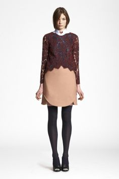 Carven Pre-Autumn 2013-2014 Collection For Women (8)