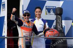 Marc Marquez vince il GP d'Australia e porta il suo vantaggio a 33 punti