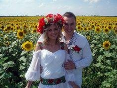 Свадьба в Славянском стиле! Украина.