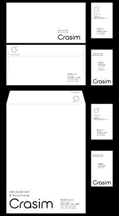 会社備品 Collateral Design, Corporate Identity Design, Brand Identity Design, Stationery Design, Branding Design, Lettering Design, Sign Design, Tool Design, Employees Card