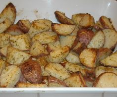 Hidden Valley Ranch Roasted Red Potatoes Recipe - Food.com