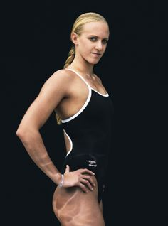 Dana Vollmer is my favorite female swimmer (i also love Missy Franklin). re-pin if you agree