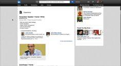 LinkedIN: El perfil profesional en la red social. Este es el primer video de una serie que publico y cuyo tema es LinkedIN. A lo largo de la serie me fijo en distintos elementos y opciones de la red social y...