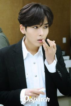 Ryeowook. I mean...why is this so perfect? HE IS LITERALLY PERFECT! !! GAHH!!
