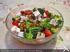 Brokkoli-Salat - frisch, lecker, gesund