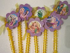 Tangled Party Favor by POPSnMORE on Etsy, $16.00