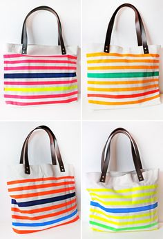 Tote bags from Melbourne-based online store Bohemian Home