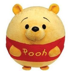 Ty Disney Winnie the Pooh Beanie Ballz Balls