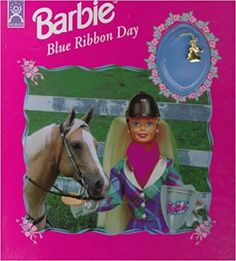 Blue Ribbon Day (Barbie): Moira Butterfield: 9781570828782: Amazon.com: Books