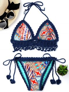 4bb6d0134cb77 100 Best Crochet Bikini and Swimsuit images