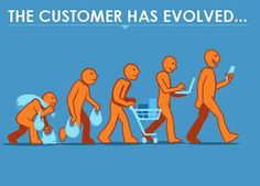 Customer has evolved. Evolve with your customers Ecommerce, Family Guy, Guys, Fictional Characters, Boyfriends, E Commerce, Boys, Men