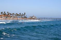 Newport Beach, CA -- By far my favoroite beach <3 :D